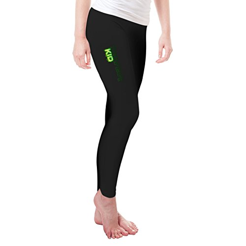 TWISTED ENVY - Leggings sportivi -  donna Black