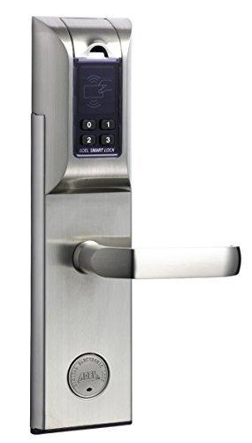 ADEL DIGITAL DOOR LOCK 4 IN 1 -LEFT SIDE