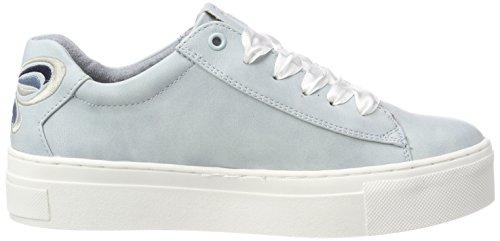 Marco Tozzi Damen 23741 Sneaker Blau (Sky Comb)