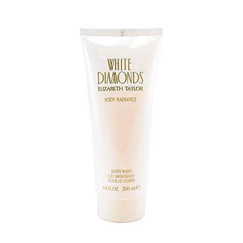 White Diamonds Body Wash 6.8 Oz / 200 Ml for Women