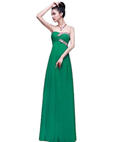 Vimans - Robe - Trapèze - Femme green