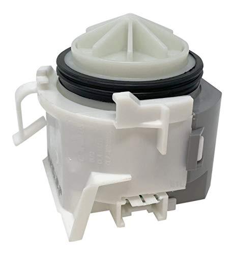DREHFLEX - für 00631200/631200 Laugenpumpe/Pumpe für Bosch/Siemens/Neff/Balay Geschirrspüler/Spülmaschine - Ausführung Copreci