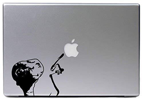 Hellweg Druckerei Decal in deiner Wunschfarbe MacBook Air Pro 15