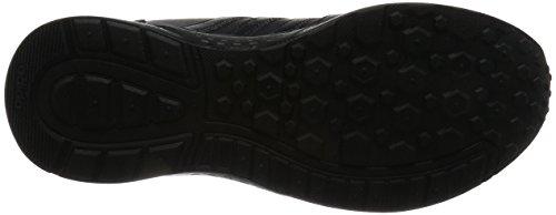 adidas Vs Star, Scarpe da Ginnastica Uomo Nero (Negbas/Negbas/Onix)