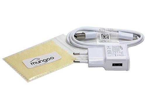 Samsung Original Ladegerät + Ladekabel ETA-U90EWE - Ladeadapter mit USB Kabel -...