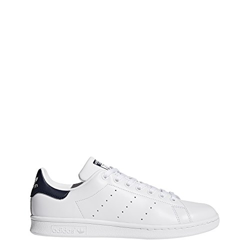 size 40 9f559 6c0ed adidas Stan Smith, Sneakers Basses Homme, Blanc Running WhiteNew Navy 0,