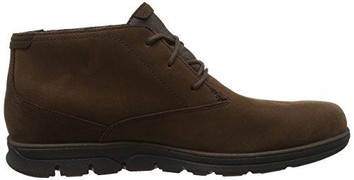 Timberland Herren Bradstreet Chukka Boots Braun (marrone Scuro Oliato)