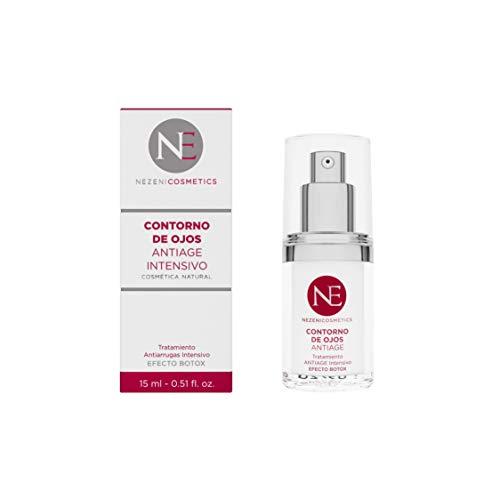 comprar Nezeni Contorno Antiage Efecto Botox - 15 ml - BAJO CONSERVANTES 2 años caducidad cerrado