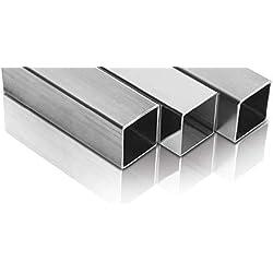 Perfil Tubo Cuadrado ACERO INOXIDABLE 304-1,5mm Espesor (40 x 40 x 2000)