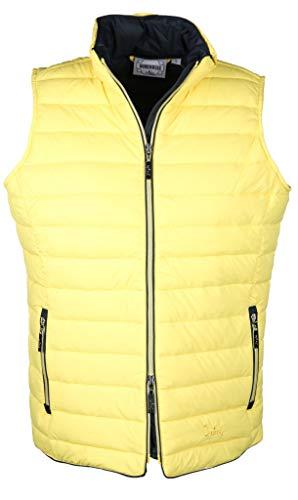 wind sportswear Damen Weste Größe XXL Gelb (gelb) Wind-weste