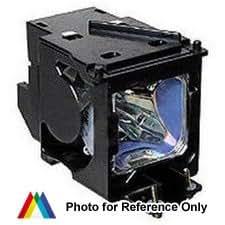 Lampe compatible ET-LAC75 pour vidéoprojecteur PANASONIC PT-LC75E