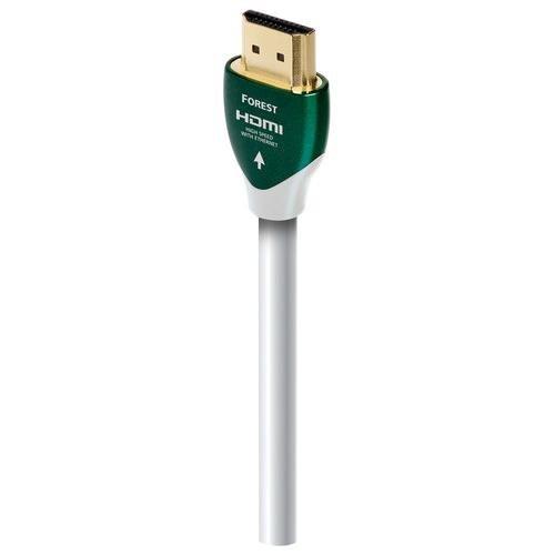 Audioquest Forest HDMI Kabel Länge: 5,0 m Audioquest Kabel Weiß