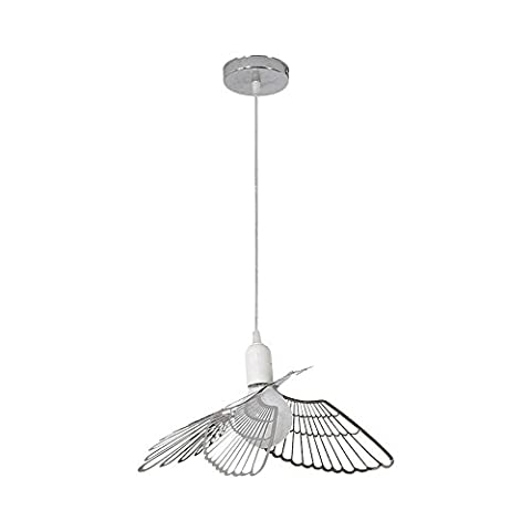 Simple Post-Modern Chandelier Creative Eagle Stainless Steel Decorative E27 126 Lampholders for Restaurants and