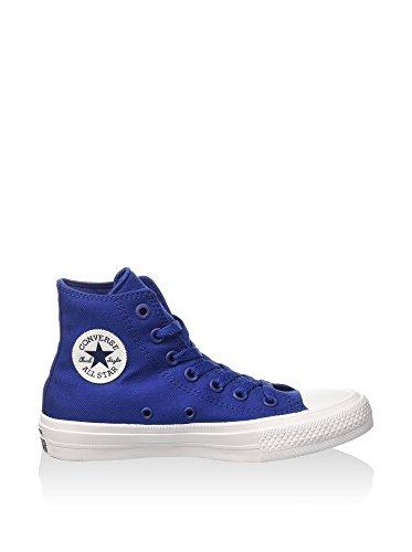 Converse Chuck Taylor All Star Firma, // Blu/Bianco