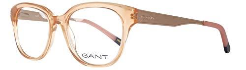 GANT Damen Brille GA4063 51074 Brillengestelle, Coral, 51