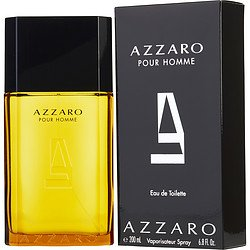 Azzaro FOR MEN by Loris Azzaro - 6.8 oz EDT Spray by Azzaro