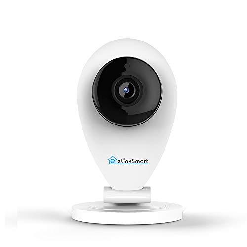 IP Kamera Drahtlose Überwachungskamera Video-Aufzeichnung eLinkSmart Wifi Innen-Kamera mit 720P Nachtsicht Zwei-Wege-Audio Bewegungserkennung - Link-20-batterie-monitor