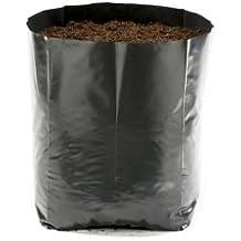 Hadopots - Juego de 50 macetas (polietileno, 0,5 L)