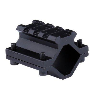 Laser-Taschenlampen-Scope Laser 20mm Rails Rail Universal Fass 20mm-30mm Mount (Rail-taschenlampe)