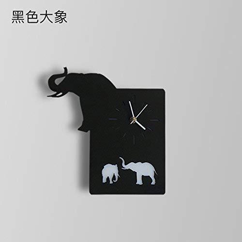Irinay Minimalista Wall Sconce E26 E27102 El Reloj de Pared Creativo Sala...