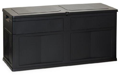 Toomax Z160M041 Baule Multibox, Trend Line, 119X46X60, Nero