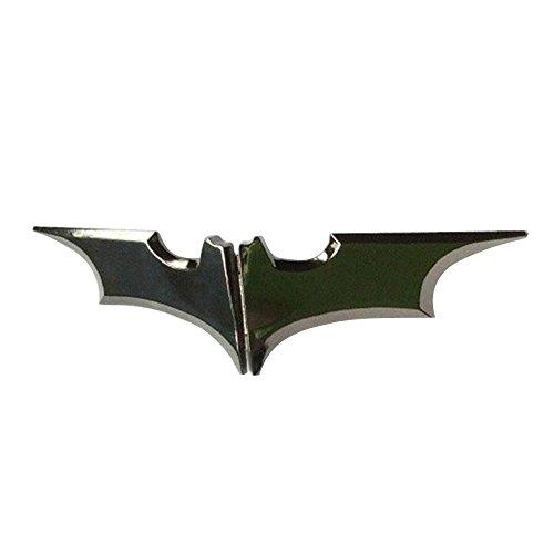 Auntwhale Batman Zincalloy Metall Geldscheinklammer Ringgit Dollar Geldklammer-Halter-Geldbörse Geschenk für Erwachsenes Kind Geschenk (1 Stück)