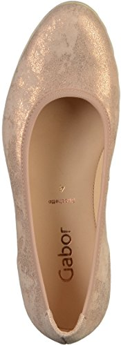 Gabor Damen Basic Pumps Rosa(rame)