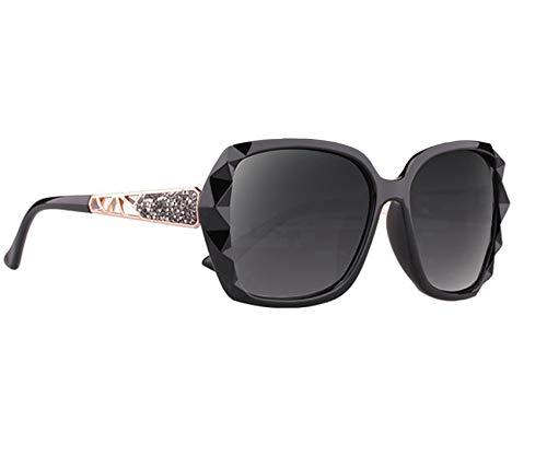 CuOmix Gafas de Sol Polarizadas de Mujer Clásico Estilo Marco de Grande  UV400 Protección CuO27 ( 11132763864e