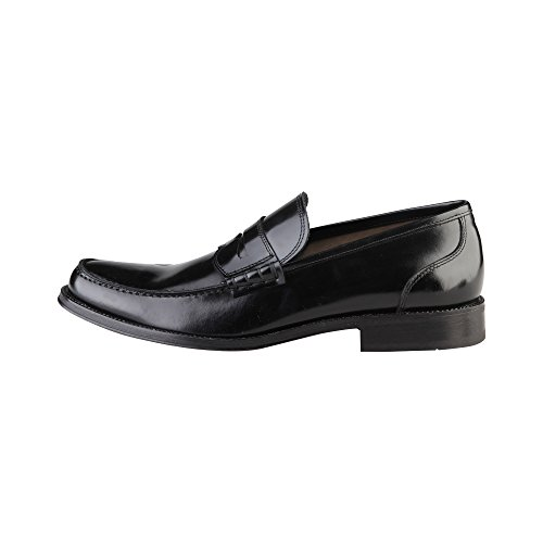 Made in Italia Tiziano, Moccasin homme Noir