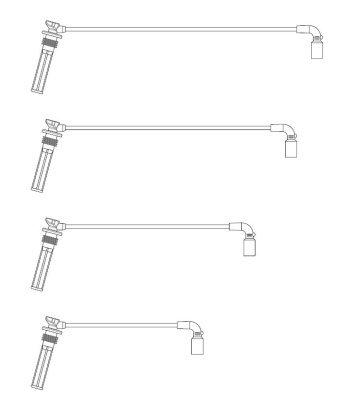 Cambiare Laisse Set (7mm)–Résistance ve522928