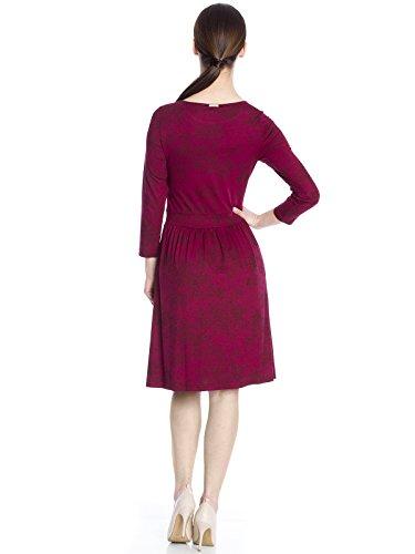 Vive Maria, Vestito Donna Rosso (red allover red allover)
