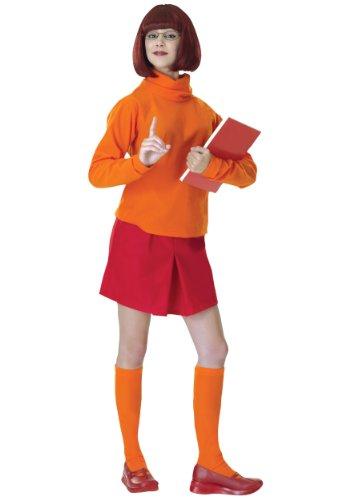Velma Von Scooby Doo Kostüm - Rubie's Vilma Kostüm