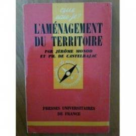 L'AMENAGEMENT DU TERRITOIRE.
