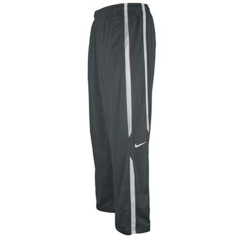 Nike-warm Ups (Nike 598449 Boys Overtime Pant (M, Anthracite/White))