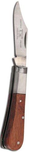 Preisvergleich Produktbild Outdoor Messer mit Holzgriff–Barlow Messer