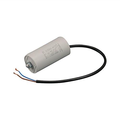 Kondensator 40µF 450V mit Anschlusskabel - Durchmesser-motoren