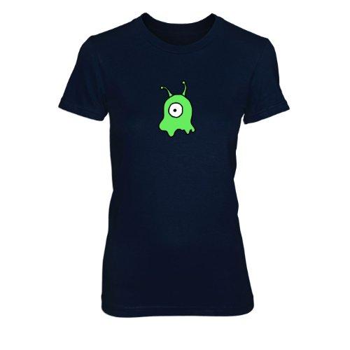 Gehirnschnecke - Damen T-Shirt, Größe: S, ()