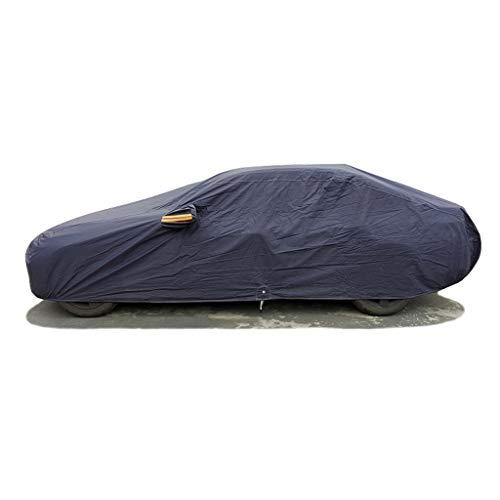 Full Car Cover 100{99fd58bbc9fe3d84ef1dd5146035fd0d3f7abf2d8efb0ba4fdd43f032663912d} wasserdicht Indoor Outdoor Schnee Regenschutz (Size : XXL)