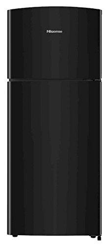 Kühlbox oben Hisense rt-156d4ab1freistehend Energie A + Breite 481mm Tiefe 510mm schwarz