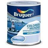Bruguer-Pintura colores del mundo Mediterraneo matiz de lila 750 ml