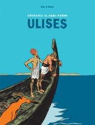Sócrates el semiperro II.: Ulises par Joann Sfar