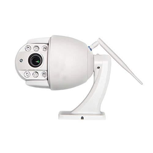 L-San 1080p HD Kamera Outdoor Wireless IP-Sicherheitsüberwachungssystem mit Fernmonitor Zwei-Wege-Sprachnachtsicht Geeignet für Home Office Monitor Weitwinkel-Zoom