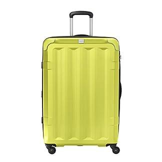 travelite Corner 4 Rollen Hartschalenkoffer Trolley Roll-koffer In 3 Größen (55cm 67cm 75cm) Und 4 Farben Equipaje de Mano, 75 cm