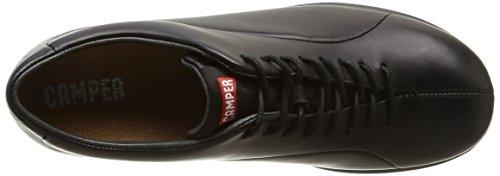 Camper Pelotas Mistol 29164-065, Baskets Basses Femme Noir (Black)