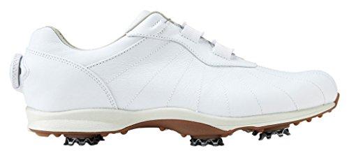 Footjoy Embody 96108, Chaussures de Golf Femme, Blanc (White...