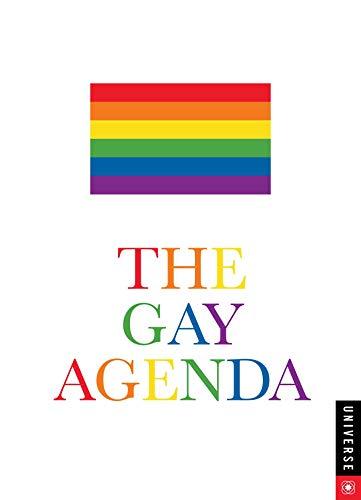 The Gay Agenda Undated Calendar