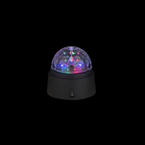 Preisvergleich Produktbild Pompöse LED Tisch Schreibtisch Lampe Gästezimmer Schalter Globo DISCO 28014