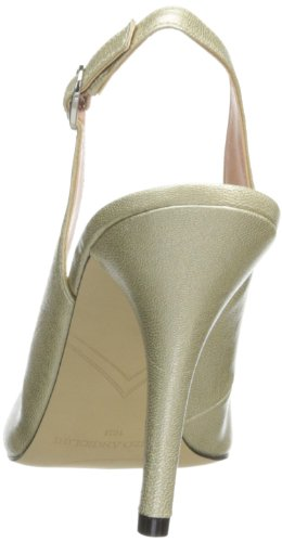 Enzo Angiolini , a bride femme Or - Gold Pebble
