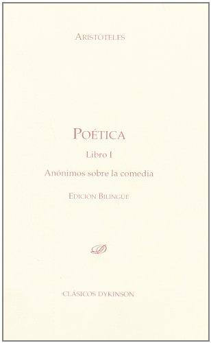 Poetica / Poetics: Anonimos sobre la comedia / Anonymous on Comedy: 1
