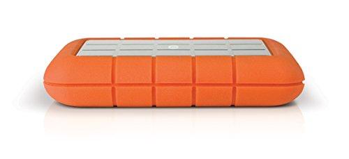 LaCie Rugged TRIPLE - 2 TB  externe tragbare Festplatte, USB 3.0, FireWire 800 - LAC9000448